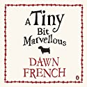 A Tiny Bit Marvellous Audiobook by Dawn French Narrated by Dawn French