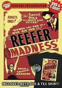 Reefer Madness DVDTee (Size XL)