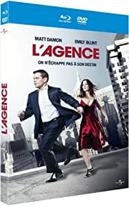 L'Agence [Combo Blu-ray + DVD + Copie digitale]