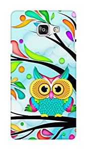 ZAPCASE PRINTED BACK COVER FOR SAMSUNG GALAXY ON NXT Multicolor