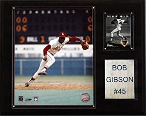 MLB Bob Gibson St. Louis Cardinals Player Plaque by C&I Collectables