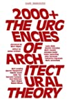 2000+: The Urgencies of Architectural...