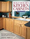 517yHyLyD1L. SL160  Build Your Own Kitchen Cabinets (Popular Woodworking)