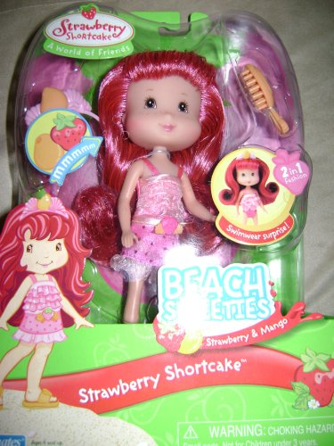 Buy Strawberry Shortcake Beach Sweeties Strawberry Shortcake