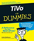 TiVo For Dummies (0764569236) by Rathbone, Andy