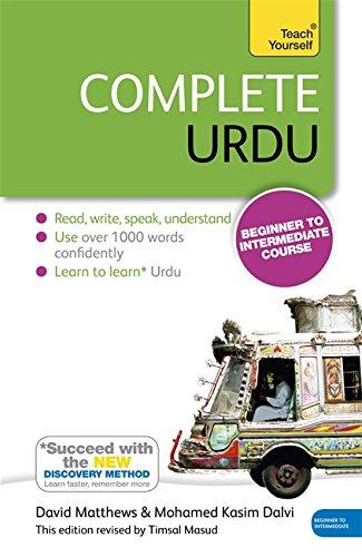 Complete Urdu: Teach Yourself (Tys)