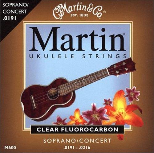 Martin M600 Standard Ukulele Strings