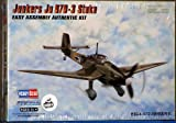 HobbyBoss 1/72 Junkers Ju 87D-3 Stuka (Easy Assembly Kit)