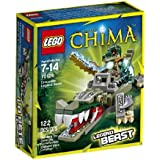 Lego Legends of Chima Crocodile Legend Beast (70126)
