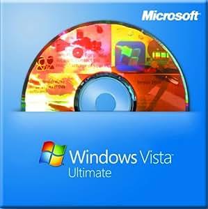 Microsoft Windows Vista Ultimate 32-bit for System Builders [DVD] [Old Version]