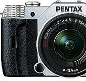 PENTAX デジタル一眼カメラ Q7 [標準ズーム 02 STANDARD ZOOM ズームレンズキット] シルバー Q7 SILVER ZOOM LENSKIT 11522