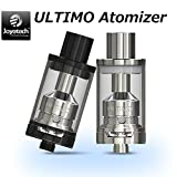 Joyetech ULTIMO Atomizer [ジョイテック/ウルティモ ] 電子タバコ アトマイザー (Silver シルバー)