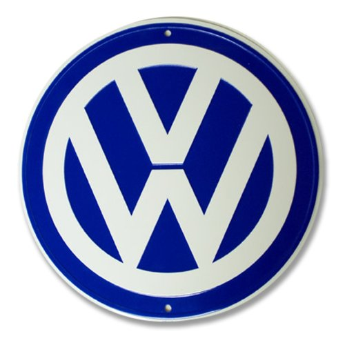 VW Logo Garage Sign (Vintage Vw compare prices)