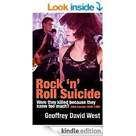 Rock'n'Roll Suicide (Jack Lockwood mysteries Book 1)