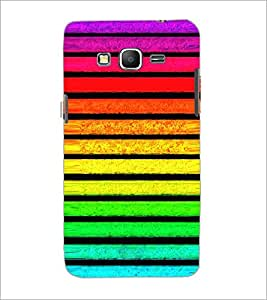 PrintDhaba Pattern D-2641 Back Case Cover for SAMSUNG GALAXY GRAND PRIME (Multi-Coloured)