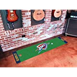 Oklahoma City Thunder Putting Green Runner 24