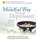 img - for The Mindful Way Through Depression: Freeing Yourself from Chronic Unhappiness Abridged Edition by Kabat-Zinn, Jon, Williams, Mark, Teasdale, John, Zindel, Seg published by Sounds True, Incorporated (2008) book / textbook / text book
