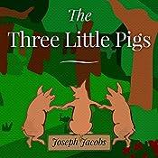The Three Little Pigs   [Joseph Jacobs]