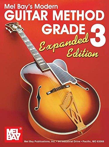 Modern Guitar Method Grade 3 Expanded ed