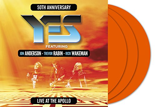 Vinilo : Yes - Yes Live At The Apollo (3PC)