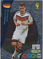 FIFA World Cup 2014 Brazil Adrenalyn XL Miroslav Klose Expert