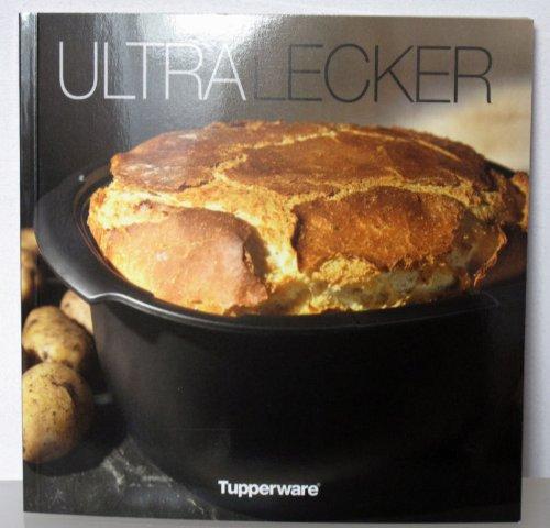 tupperware-kochbuch-ultra-lecker-livret-de-recettes-allemand