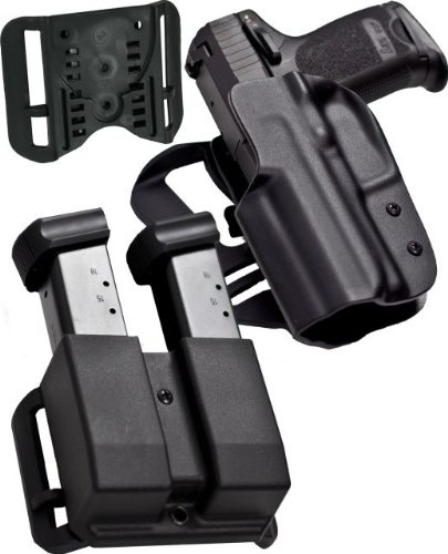 Blade Tech Idpa Competition Shooters Pack,Cz 75 P07 Duty And Revolution Holx0086Idpapko0424Blkrh