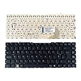 Fasttop Replacement Keyboard For Sony Vaio VGN-FW21E VGN-FW21L VGN-FW21M VGN-FW21Z VGN-FW31M VGN-FW31ZJ VGN-FW48E Black UK