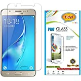 Tidel 2.5D Curved Tempered Glass For Samsung Galaxy J7 (New 2016 Edition)