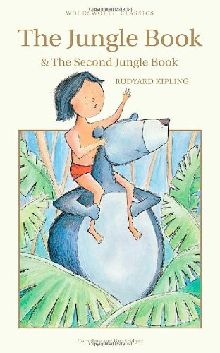 Jungle Book & the Second Jungle Book (Wordsworth Classics), Buch