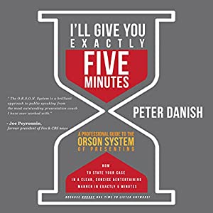 I'll Give You Exactly Five Minutes Audiobook