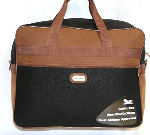 easy-jet-ryan-air-approved-cabin-bag-height-50cms-x-width-40cms-depth-20cms-black-brown
