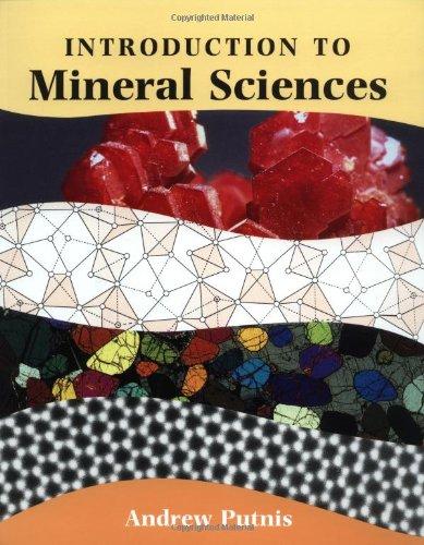 Una introducción a las Ciencias de minerales