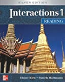 Interactions 1: Reading Student Book, Silver Edition (0073138118) by Kirn, Elaine
