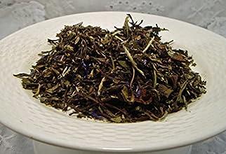 Blueberry Pomegranate Organic White Tea Blend Whole Leaf 1 oz
