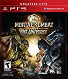 Mortal Kombat vs. DC Universe - Playstation 3