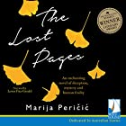 The Lost Pages Audiobook by Marija Pericic Narrated by Lewis Fitz-Gerald