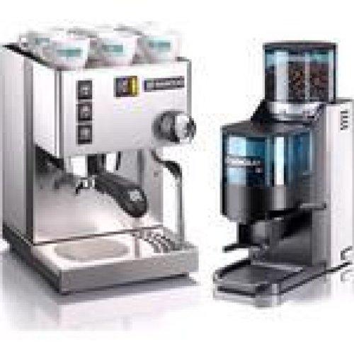Espresso Maker Rancilio Silvia/Rocky Doser Grinder