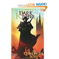 Dark Tower: The Gunslinger Born by Peter David,&#32;Stephen King,&#32;Robin Furth and Jae Lee