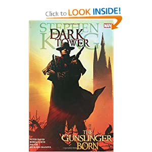 Dark Tower: The Gunslinger Born by Peter David, Stephen King, Robin Furth and Jae Lee
