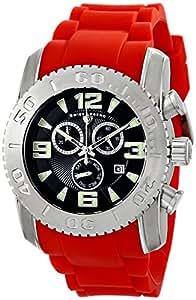 Swiss Legend Men's 10067-01-RDS Commander Analog Display Swiss Quartz Red Watch