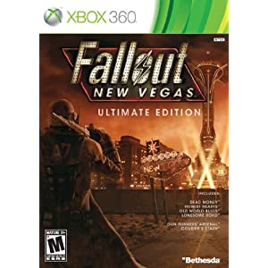 Fallout: New Vegas Ultimate Edition Video Game for Xbox 360