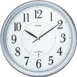 CITIZEN(シチズン) 掛時計 ネムリーナラフィネ 電波時計 連続秒針 夜眠る秒針 8MY469-019