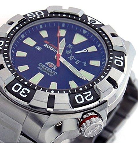Orient M-Force – Reloj de pulsera automático para hombre (con reserva de  carga 30e7fe0955cf