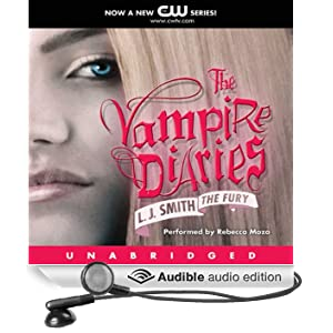 The Vampire Diaries, Book 3: The Fury (Unabridged)