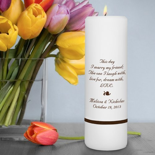 Happily Ever After Unity Candle