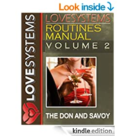 Love Systems Routines Manual, Volume 2
