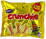 Cadbury Crunchie Chocolate Treatsize Bars 210 g