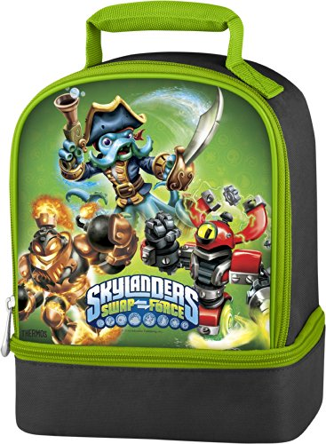 Thermos Dual Compartment Lunch Kit, Skylanders Swap Force
