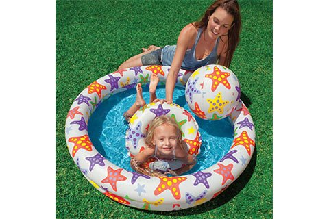 Intex Star Pool Set - 1